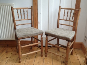 dining chairs stuffed