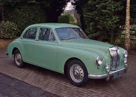 MG magnette exterior