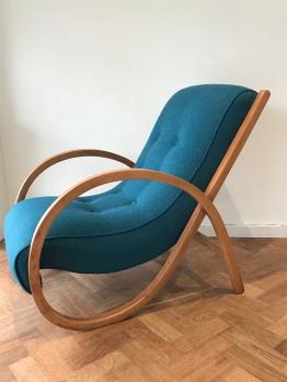 Art Deco Suparest chair