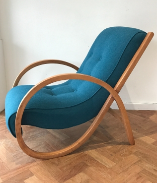 1930's Suparest chair